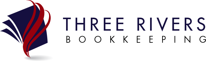 Three Rivers Bookkeeping logo